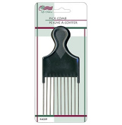 le Salon Pick Comb Metal