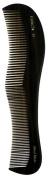 GIORGIO Hand Made Black Flexible Comb
