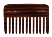 Giorgio Hand Made Flexible Comb 7.6cm - 1.9cm Long