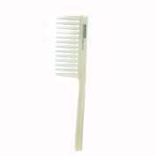 Sembem ABS Plastic Wide Tooth Large Size Hair Dressing Comb Tools