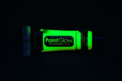Paint Glow 10ml/34.oz Glow in the Dark Face and Body Paint- Green