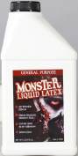 Monster Liquid Latex - 470ml Pint - Creates Monster / Zombie Skin and FX
