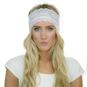 DZT1968(TM)Gentlewomen Yoga Headband Elastic Hair Band Vintage Lace