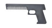 AshopZ Pistol Gun Shaped Hair Brush Comb