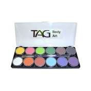 Tag Face Paint Palette Regular 12 Colours