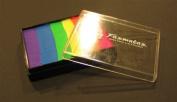 Fazmataz Split-Cake 50g Rainbow Neon