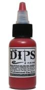 Face Painting Makeup - ProAiir Waterproof Brush On DIPS - 1 oz (30ml) Lipstick Red
