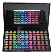 Amazing2015 Professional 88 colour Eyeshadow palette Matte and Shimmer Palette (Makeup, Cosmetics) 01#