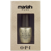 Opi Mariah Carey Pure Top Coat, 18k White Gold and Silver