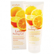 arrahan Lemon Whitening Peeling Gel 180ml : Whitening Peeling Gel For Bright and Clean Skin