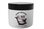 Face and Beard Scrub, lightly scented with Lemongrass! Made in the U.S.A.