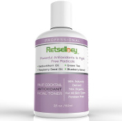 Retseliney Antioxidant Witch Hazel Alcohol-free Facial Toner with Green Tea & Aloe Vera, Best Organic & Natural Anti Ageing Skin Toner for Face, Vegan, Reduces Fine Lines & Wrinkles 120ml