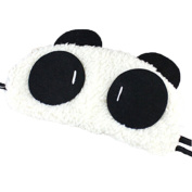BESTIM INC(TM) Cute panda Face Sleep Masks Sleeping Blindfold Nap Cover panda Eye Mask