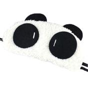 BESTIM INC(TM) Cute panda Face Sleep Masks Sleeping Blindfold Nap Cover panda Eye Mask