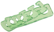 PROLINC Spa Gel Toe Separators, Green,