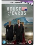 House of Cards: Season 3 [Region 2]