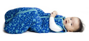 Baby Deedee Sleep Nest Baby Sleeping Bag, Playful Whales, Medium, 6-18 Months