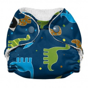 Imagine Baby Products Newborn Stay Dry All-In-One Snap Cloth Nappy, Rawr