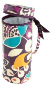 Vera Bradley Baby Bottle Caddy Plum Crazy