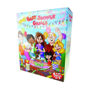 Baby Shower Games - (Combo Pack) 6 games in 1