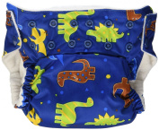 Imagine Baby Products Stay Dry All-In-One Nappy, Rawr