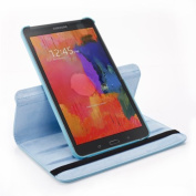 360 Degree Rotating Cover Case for Samsung Galaxy Tab Pro 3 8.4 SM-T320/T325/T321 With Rotating Stand Galaxy tab 3 8.4 SM-T320 case From SheathTM [ Do not Fit Galaxy Tab 3 8 SM-T310 ]