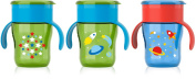 Philips AVENT My Natural Drinking Cup, 270ml, Boy