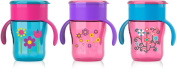 Philips AVENT My Natural Drinking Cup, 270ml, Girl