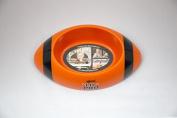 Lil Pro 1-30514 Footbowl Pet Feeding Set, Orange