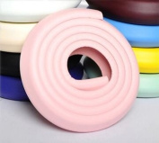 Interbusiness 2M Baby Infant Kids Edge Safe Foam Protective Stripe, Childrenproofing Home Safety Furniture Edge Corner Guard Bumpers Cushion