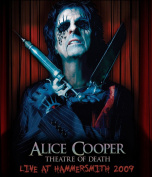 ALICE COOPER - THEATRE OF DEATH - LIVE AT THE HAMMERSMITH 2009 [DVD_Movies] [Region 4]