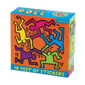 Keith Haring Sticker Roll