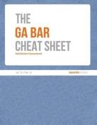 Ga Bar Cheat Sheet