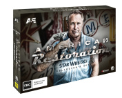American Restoration Star Wrecks Collector's Set [DVD_Movies] [Region 4]