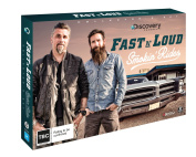 Fast N' Loud Smokin' Rides Collector's Set [DVD_Movies] [Region 4]