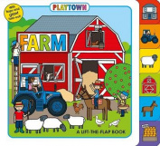 Farm (Playtown) [Board book]