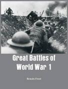Great Battles of World War 1