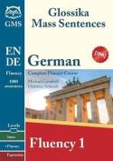German Fluency 1