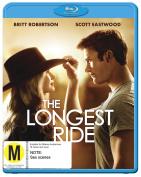 The Longest Ride [Region B] [Blu-ray]