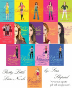 Sara Shepard Pretty Little Liars 17 Book Bundle