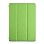 iPad Air Case, [Semi-Transparent Back][Super-Slim][Light Weight][Kickstand][Auto Wake/Sleep Function] Preumium High-quality Protective PC Case for iPad Air/iPad 5