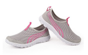 ROZSH Sneakers Sport Women Breathable Grey 6.5