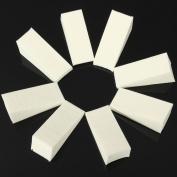 8Pcs Gradient Nails Soft Sponges for Colour Fade Manicure Nail Art Accessories