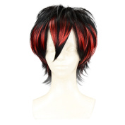 PINKISS High Quality Fashion Colourful Harajuku Style Cosplay Wig with Free Wig Cap