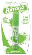 Binaca sugar-free Aeroblast 150 Breath Spray, Spearmint 5ml