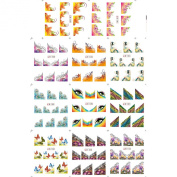 Water Stickers France Style Nail Art Decorations Tools DIY Beauty#4