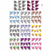 Water Stickers France Style Nail Art Decorations Tools DIY Beauty#6