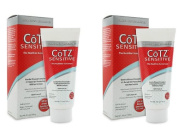 Cotz Spf 40 UVB/UVA Sunscreen for Sensitive Skin 100ml, Pack of 2