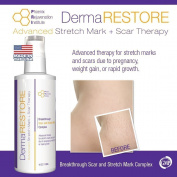 DermaRESTORE - The #1 Clinically Proven Stretch Mark and Scar Treatment - 120ml Cream