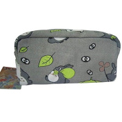 My Neighbour Totoro Pen Bag Pencil Case Cosmetic Makeup Bag Pouch